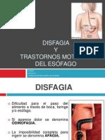 5 DISFAGIA Y TRASTORNOS MOTORES DEL ESTÓMAGO