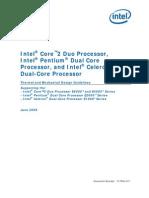 Core 2 Pentium Celeron Dual Corecore 2 Guide
