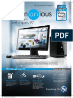 Hp Pavilion p6 Series Pc Lr