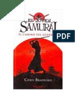 El Joven Samurai 1 - El Camino Del Guerr - Chris Bradford