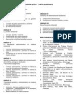 Administración y Gestión Ambiental-Alumnos