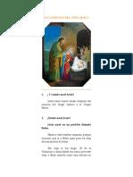 NACIMIENTO DEL NIÑO JESUS 2014