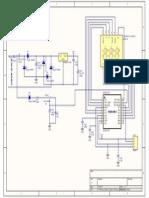 Digital Voltmeter Schematic 1
