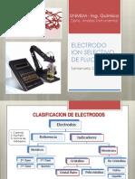 Electrodo Ion Selectivo Fluoruro