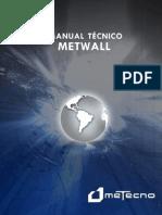 Manual Tecnico Metwall