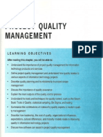 Chapter 08 - Project Quality Management