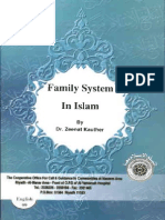 En Family Sysytem in Islam