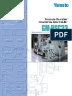 Pressure Resistent-Gravimetric Feeder