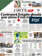 Periódico Norte de Ciudad Juarez 13 de Diciembre de 2013