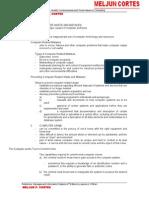 MELJUN CORTES MANUAL Professional Ethics CSCI21