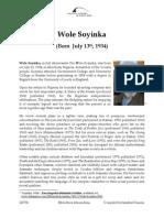 Soyinka Wole Eng 1107