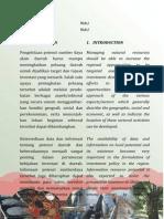 Peluang Dan Potensi Investasi Provinsi Riau 2010