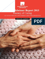 World Alzheimer Report 2013 Executive Summary