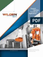 PSG's Wilden® Product Brochure