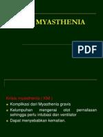 Krisis Myasthenia Fk