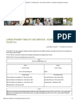 LARGE POWER TIME OF USE SERVICE - SCHEDULE LPTU - Bill Code (51) _ DEMCO – Dixie Electric Membership Corporation