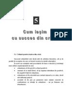 Cap 4 Managementul Schimbarii