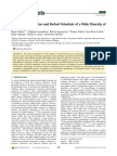 Godin 2013 (Chemical Composition Biofuel Potentials Wide Diversity Plant Biomasses) BG