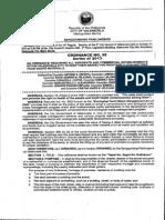 Valenzuela City Ordinance. No. 95-2013
