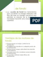 5. Motores de Fondo