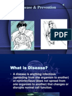 Human Disease & Prevention[1] presantation for human disease