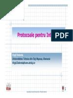 Protocoale pt internet