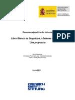 Libro+Blanco+UE +Diciembre+09+Seguridad+Defensa