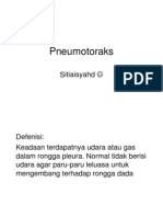defenisi_ klasifikasi pneumotoraks