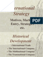 In t Strategy