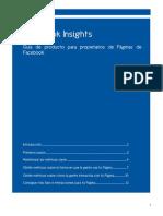 Guia Oficial de Facebook Insights