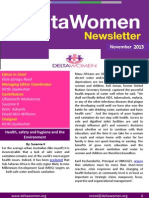 Delta Women Newsletter