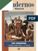 Cuadernos Historia 16, nº 053 - Los Comuneros