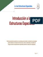 Introducción a las Estructuras Espaciales. Guía de Estudio 2010-2011