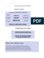 Overview of Gap Analysis Process
