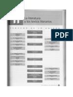 Solucionario Tema 11 La Literatura y Los Textos Literarios