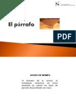 Tipos de Parrafos (1)