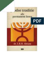 Abram Joodse Traditie Als Permanent Leren
