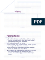 Tema 8 Polimorfismo
