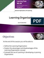 03 Learning Organisation
