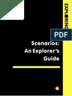 Scenario Explorers Guide