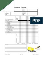 EOHSMS-02-C14_Rv 0 Air Receiver & Compressor Checklist