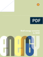 Shell Energy Scenarios 2050