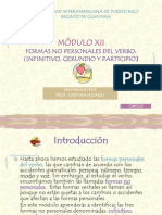 MÓDULO XII