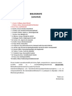 Bibliografie Selectivă(Teoria Literaturii) (2)