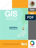 GIS 2do secundaria