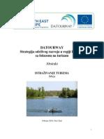 Tourism Survey Serbia Srb