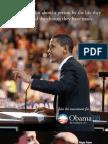 Barack Obama 08 DVD Brochure
