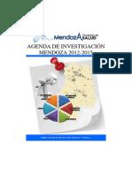 Agenda de Investigación Mendoza 2012-2015