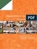 Demanda Futura Por Moradias Uma Visao Demografica Rev 26-03-2010