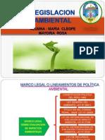 Diapositivas de Vhombre y Biodiversidad